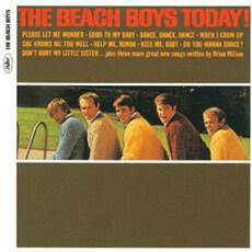 [수입] The Beach Boys - Today! [리마스터][디지팩]