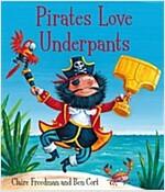 Pirates Love Underpants (Paperback)