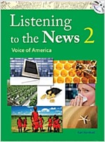 Listening to the News 2 (Student Book with MP3 CD)
