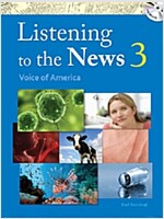 Listening to the News 3 (Student Book with MP3 CD)