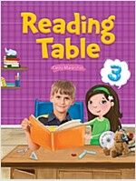 Reading Table 3 (Paperback)