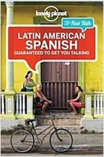 Lonely Planet Fast Talk Latin American Spanish (Paperback, 1st)
