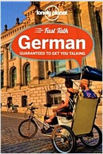 Lonely Planet Fast Talk German (Paperback, 2nd, Bilingual)