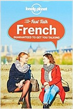 Lonely Planet Fast Talk French (Paperback, 3, Revised)