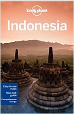 Lonely Planet Indonesia (Paperback)