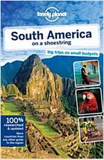 Lonely Planet South America on a Shoestring (Paperback, 12)