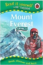 [중고] Read it Yourself Level 2 : Mount Everest (Hardcover)