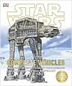 Star Wars: Complete Vehicles (Hardcover)