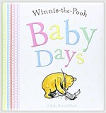 Winnie the Pooh Baby Days (Hardcover)
