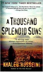 A Thousand Splendid Suns (Mass Market Paperback, International Edition)