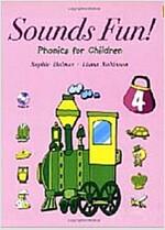 Sounds Fun! 4 : Similar Sounds (Student Book + CD 2장)