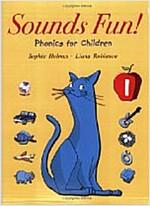 Sounds Fun! 1 : Initial Sounds (Student Book + CD 1장)