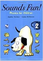 Sounds Fun! 2 : Short Vowels (Student Book + CD 1장)