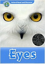 Oxford Read and Discover: Level 1: Eyes Audio CD Pack (Package)