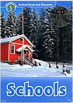 Oxford Read and Discover: Level 1: Schools Audio CD Pack (Package)