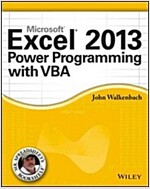 Microsoft Excel 2013 Power Programming with VBA (Paperback)