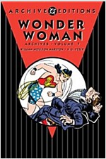Wonder Woman Archives (Hardcover)