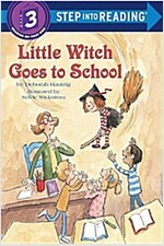 Little Witch Goes to School (Paperback)