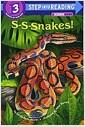 [중고] S-S-Snakes! (Paperback)