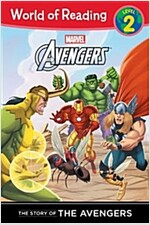 The Mighty Avengers: The Story of the Avengers (Paperback)