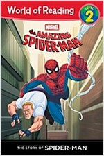 The Amazing Spider-Man: The Story of Spider-Man (Paperback)