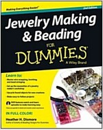 Jewelry Making & Beading for Dummies [With DVD] (Paperback, 2)