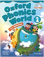 Oxford Phonics World: Level 1: Student Book with MultiROM (Package)