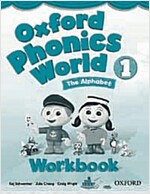 Oxford Phonics World: Level 1: Workbook (Paperback)