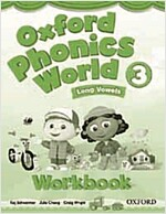 Oxford Phonics World: Level 3: Workbook (Paperback)