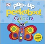 Pop-Up Peekaboo! Colours (Board Book)