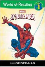 This Is Spider-Man Level 1 Reader (Paperback)