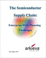 The Semiconductor Supply Chain - Enterprise-Wide Planning Challenges (Paperback)