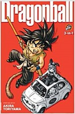 Dragon Ball (3-In-1 Edition), Volume 1: Includes Volumes 1, 2 & 3 (Paperback, 3)