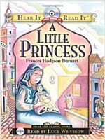 A Little Princess [With CD (Audio)] (Hardcover)