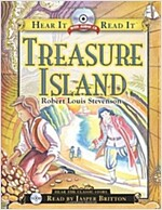 Treasure Island [With CD (Audio)] (Hardcover)