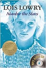 Number the Stars (Paperback + Audio CD 1장,개정판)