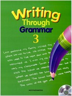 Writing Through Grammar 3 (Paperback + Audio CD 1장)