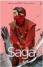 Saga Volume 2 (Paperback)