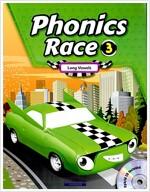 Phonics Race 3 (StudentBook+WorkBook+CD)