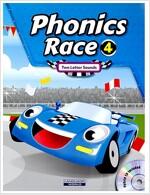Phonics Race 4 (StudentBook+WorkBook+CD)