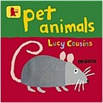 Pet Animals (Board Book)