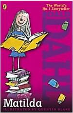 [중고] Matilda (Paperback)