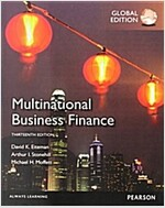 Multinational Business Finance (Paperback, Global ed of 13th revised ed)
