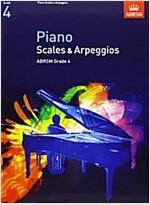 Piano Scales & Arpeggios, Grade 4 (Sheet Music)