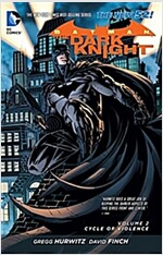 Batman: The Dark Knight Vol. 2: Cycle of Violence (the New 52) (Hardcover)