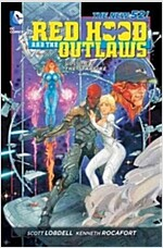 Red Hood and the Outlaws Vol. 2: The Starfire (the New 52) (Paperback)