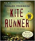 The Kite Runner (Audio CD, Unabridged)