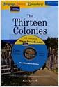 [중고] The Thirteen Colonies (Student Book + Workbook + Audio CD)