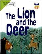 [중고] The Lion and the Deer (워크북 + CD 1장 + 플래쉬 CD-Rom)