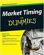 Market Timing For Dummies (Paperback)